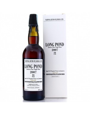LONG POND 12 ans 2007 TECA...