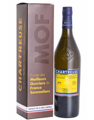 CHARTREUSE JAUNE Cuvée des MOF