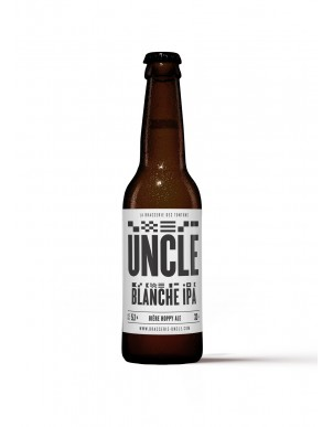 UNCLE blanche ipa 33CL