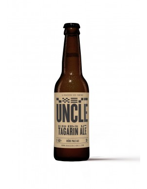 UNCLE tagarin ale 75CL